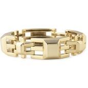 Luxor Link Gold Bracelet