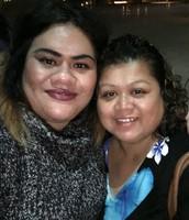 Samoa and mum