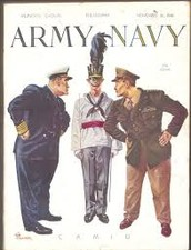 Want a strong army and navy?
