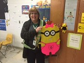 Way to Make it Count, Mrs. Cheesman--PBIS Teacher of the Month (January 2016)
