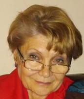 Бабуся - Волкова ( Товмач ) Лідія Станіславівна
