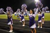 Cheerleading Tryouts: 9th-12th Grade
