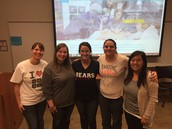 Some of our Teachers Learned about Coding this Weekend