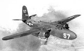 The Military Aircraft of WWII