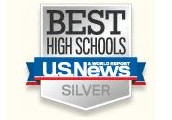 Homer High School Receives SILVER Award by U.S. News - Second Year in a Row