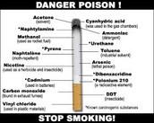 Poisonous!