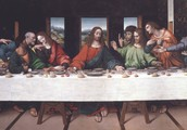 Last Supper-Leonardo Da Vinci