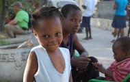 Little kids from Hatii