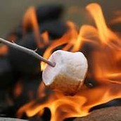 Keep calm and Eat S'mores! :)