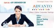 Software Training Institute - Advanto Software