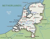 Creation of the Netherlands - 80 Years War