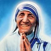 Moeder Teresa (daniël)