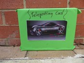 The 'AWESOME' teleporting car