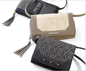 Cross-body Wallets & Clutches