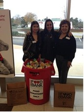 Food and Fund Drives!