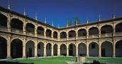 Colegio Fonseca, Salamanca (Courtyard)