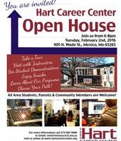 Hart Career Center Open House