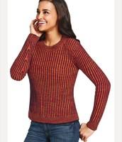 Melange Pullover-M & XL