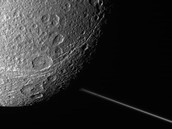Craters of Dione
