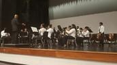 Columbia High School Band