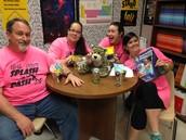 8th Grade Science Team