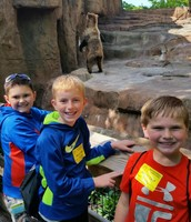 2nd Grade Zoo