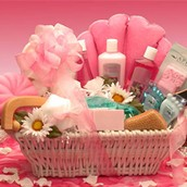 Ultimate Spa Basket for her
