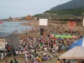 Fullong Beach Taiwan