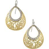 Jordyn Filligree Earrings