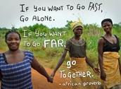 Lets Go far, Together!