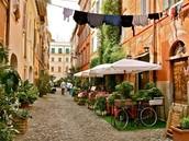 Barrio Trastevere