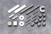 Different Kinds of Alnico Magnets.