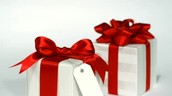 Let me Shower YOU with GIFTS!!
