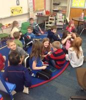 Mrs. Karczewski's First Grade Class