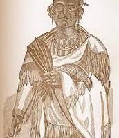 The karankawa chief.