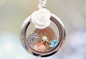 Join us to create your own Origami Owl Living Locket.