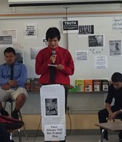 9th Grade Debates with Ms.Clark