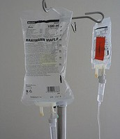 Much higher blood levels of Vitamin C are reached when given intravenously.