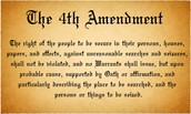 What is the 4th Bill of Rights