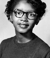 Rosa Parks as a child