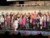 4th Grade Singers
