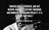 Nonviolence
