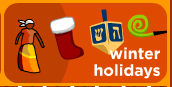 REMINDER: Holiday Activities