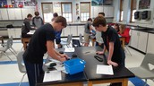 Designing pull toys in Science