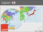 Japan Location