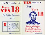 Voting Age Inequality(18)