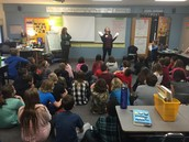 Visit from Independence Township Library