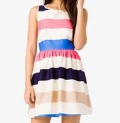 Horizontal line clothing