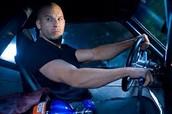 Vin Diesel en Rápido y Furioso