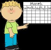 2016-2017 Calendar Approved!